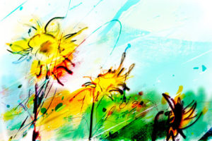 Het Begin | Giclée Schilderkunst | Atelier Galerie Annemiek Punt