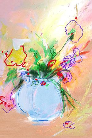 Wonderlijk | Giclée Schilderkunst | Atelier Galerie Annemiek Punt