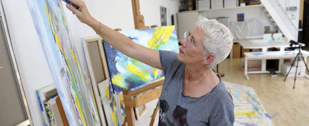 Annemiek Punt | Giclée Schilderkunst | Atelier Galerie Annemiek Punt