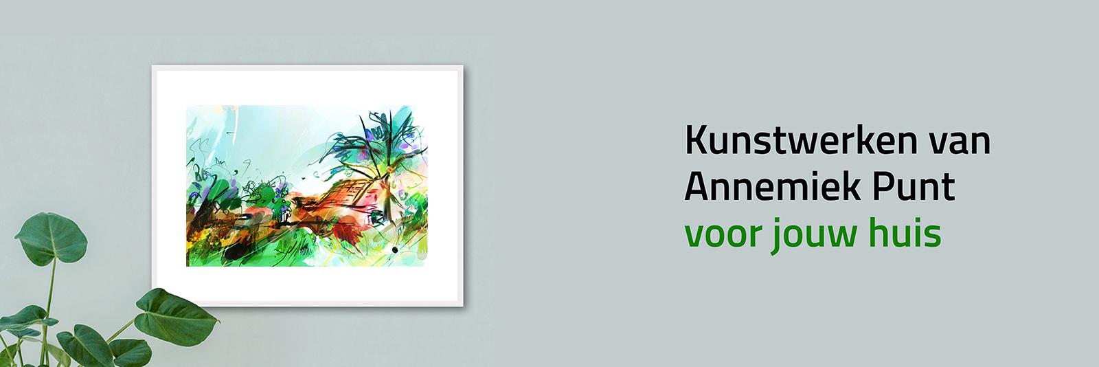 Banner Thuis | Giclée Schilderkunst | Atelier Galerie Annemiek Punt