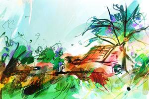 Thuis | Giclée Schilderkunst | Atelier Galerie Annemiek Punt