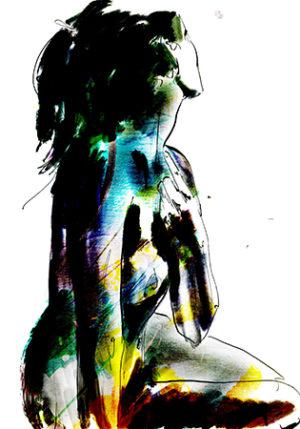 Jouw Kracht | Giclée Schilderkunst | Atelier Galerie Annemiek Punt