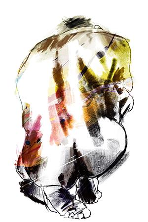 Stille Kracht | Giclée Schilderkunst | Atelier Galerie Annemiek Punt